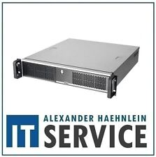 """2HE 19"""" Chenbro RM24100-L2 inkl Frontklappe Low Profile 19"""" Server Gehäuse ATX"""