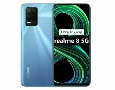 realme 8 5G - 128GB - Supersonic Blue (Sbloccato) (Dual SIM)