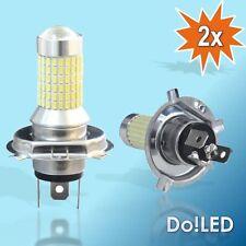 2x H4 144x3014 SMD LED High Power Nebelscheinwerfer Xenon White Fog Light lamp