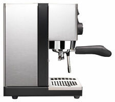 Rancilio Silvia Single-Boiler Stainless Espresso Machine w/ PID Installed