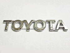 Toyota Logo emblem badge sticker CAMRY COLLORA 4RUNNER Chrome Plated New