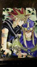 "Yu-Gi-Oh Doujinshi ""Spellbound 2 - Millenium Kingdom 8"" (Pharoah x Seto)"