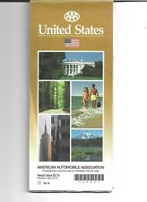 1997 United States AAA Highway Map