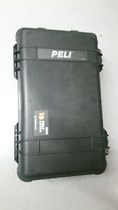 Peli Case 1510 trolley schwarz