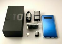 Samsung Galaxy S10 SM-G973U T-Mobile AT&T Unlocked Single SIM Open Box w Defect