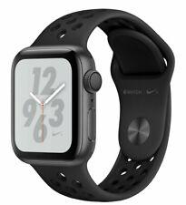Brand New Apple Watch Nike+ Series 4 (GPS) 40mm Space Gray + Free apple Music