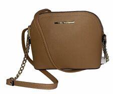 Steve Madden Women's Bmaggie Crossbody Cognac Handbag Purse DT204410