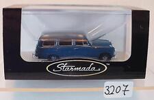 Brekina Starmada 1/87 Mercedes Benz 180 Kombi (W 120) azurblau OVP  #3207