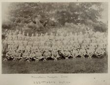 c.1916  PHOTO  - INDIA 5th DEVON REGIMENT - MOUNTAIN WARFARE CLASS ABBOTTABAD