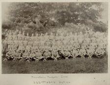 c.1916  PHOTO  - INDIA 5th DEVON REGIMENT - MOUNTAIN WARFARE CLASS ABBOTTABAD