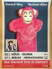 GERARD WAY 2015 TOUR - orig.Concert Poster - Konzert Plakat  NEU