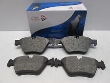 FRONT BRAKE PADS SET FIT BMW	1 SERIES COUPE E82 2007-2016 120 123 125 D I