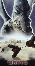 STAR WARS EPISODE 1 WIDEVISION RET 1999 TOPPS U PICK SINGLE FOIL F INSERT CARDS