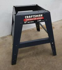 Craftsman Table Saw Stand / Base with Hardware Fits 113 Series & Other Tools