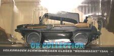 1:43 Military Model VOLKSWAGEN SCHWIMMWAGEN CLOSED WERMACHT 1944_DeAgostini (04)