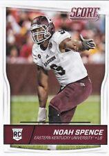 Noah Spence , (Rookie) 2016 Panini Score Football Sammelkarte, #427