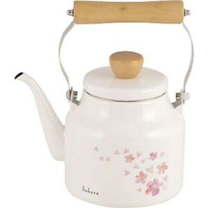 Hollow kettle IH compatible 1.5L  SAKURA (PEARL METAL)