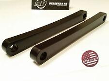 "SR 4"" Lowering Rigid Hardtail Strut for Harley Dyna Sportster 883 1200 (BLACK)"