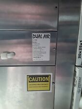 Dual Air geothermal a/c and heating unit 5 ton with thermostat