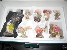 Snow White &Seven Dwarfs ornament box set