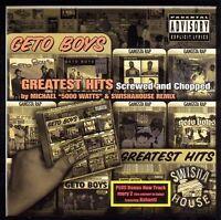 Geto Boys - Greatest Hits [New CD]