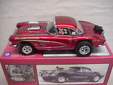 MAZMANIAN JOHN  1961 BLOWN CORVETTE PRECISION MINIATURES 1/18 NHRA CAR dtd
