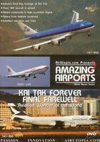 Kai Tak Forever Final Farewell 747s A300 DVD