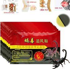8 Uds Vietnam Escorpión Bálsamo lumbago tendinitis cervicalgia Medicinal, dolor