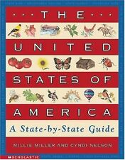 State-by-State Guide (United States Of America) by Millie Miller, Cyndi Nelson
