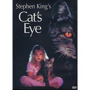 Cats Eye - Drew Barrymore Stephen Kings (All Region Dvd)= Dvd