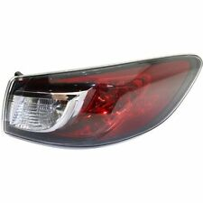 New CAPA Tail Light (Passenger Side, Outer) for Mazda 3 MA2801144C 2010 to 2013