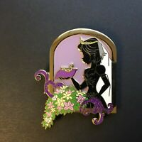 Wedding Rapunzel Silhouette Stained Glass - Tangled - FANTASY Disney Pin 0