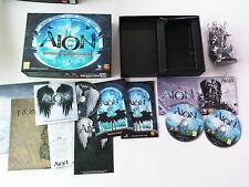 AION edition collector limitée PC boite carton FR (sans jeu/nogame) NCSoft