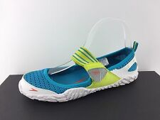 Speedo Women's Teal/Multi Color Shoes 7