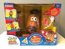 Toy Story Collection talking & moving interactive Mr Potato head neuf  Français