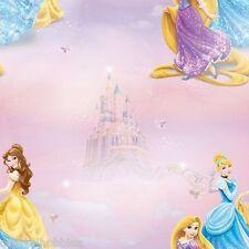 "Disney ""Pretty as a Princess"" Graham & Brown Childrens Wallpaper 70232"