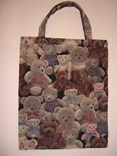 Bärchen Einkaufsbeutel Teddybär Einkaufstasche Shopper Gobelin Tapestry