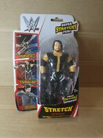 WWE Super Stretch Stretching Toy Mini Action Figure Doll 15cm Black - AJ Styles