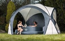 Lay Z Spa Inflatable Hot Tub Dome Gazebo Enclosure Shelter Tent Surround