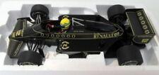 Modellini statici di auto da corsa bianchi per Lotus