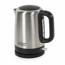 RUSSELL HOBBS ELECTRIC 1.7L CANTERBURY 3000W BRUSHED STAINLESS STEEL JUG KETTLE