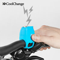 Bike Electric Bell Cycling Alarm 135db Horn MTB Road Bicycle Handlebar Ring Bell