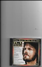 "B.J. THOMAS, CD ""THE BEST OF THE BEST OF B.J. THOMAS"" NEW SEALED"