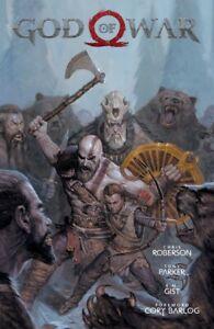 GOD OF WAR GRAPHIC NOVEL Dark Horse Fantasy Comics TPB