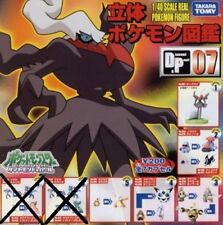 Yujin Pokemon 1/40 DP Vol.7 Diamond Pearl Figure 13 pcs set zukan