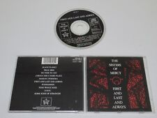THE SISTERS OF MERCY/PREMIÈRE AND LAST ALWAYSMERCIFUL ÉDITION 2406162CD ALBUM