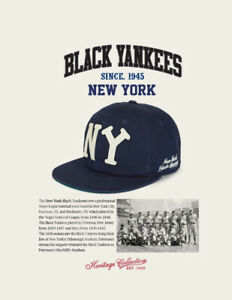 New York Black Yankees Negro League Baseball Hat NLBM CAP