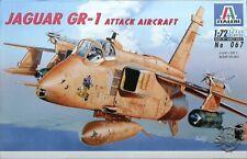 Italeri 1/72 Sepecat Jaguar GR.1 #067