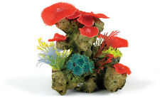 Gran Coral plantas de jardín y anémona decoración acuario peces tanque ornamento