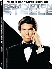 Remington Steele Complete TV Series Season 1-5 (1 2 3 4 5) NEW 17-DISC DVD SET